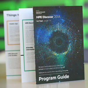 HPE Discover 2018 Artificial Intelligence Program - 300x300